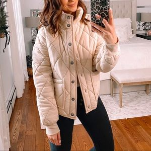 target quilted cozy  jacket